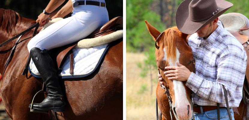 Paardrijriemen online bestellen