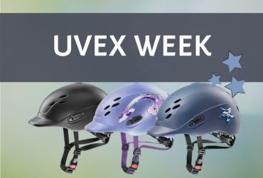 UVEX Kinderhelm week