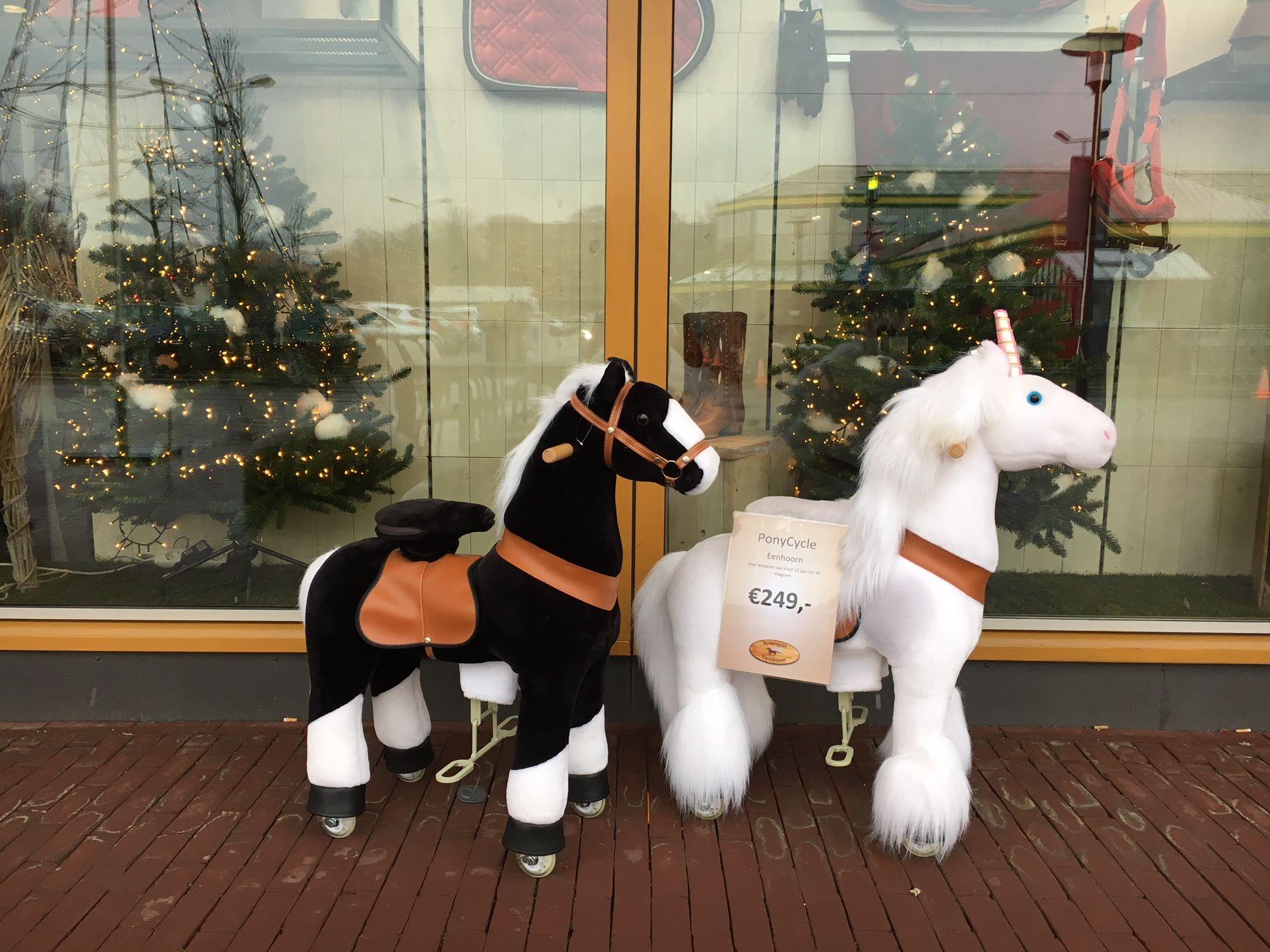 Schattig paarden cadeau