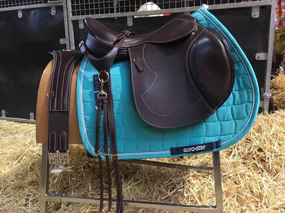 Passende zadels voor uw paard